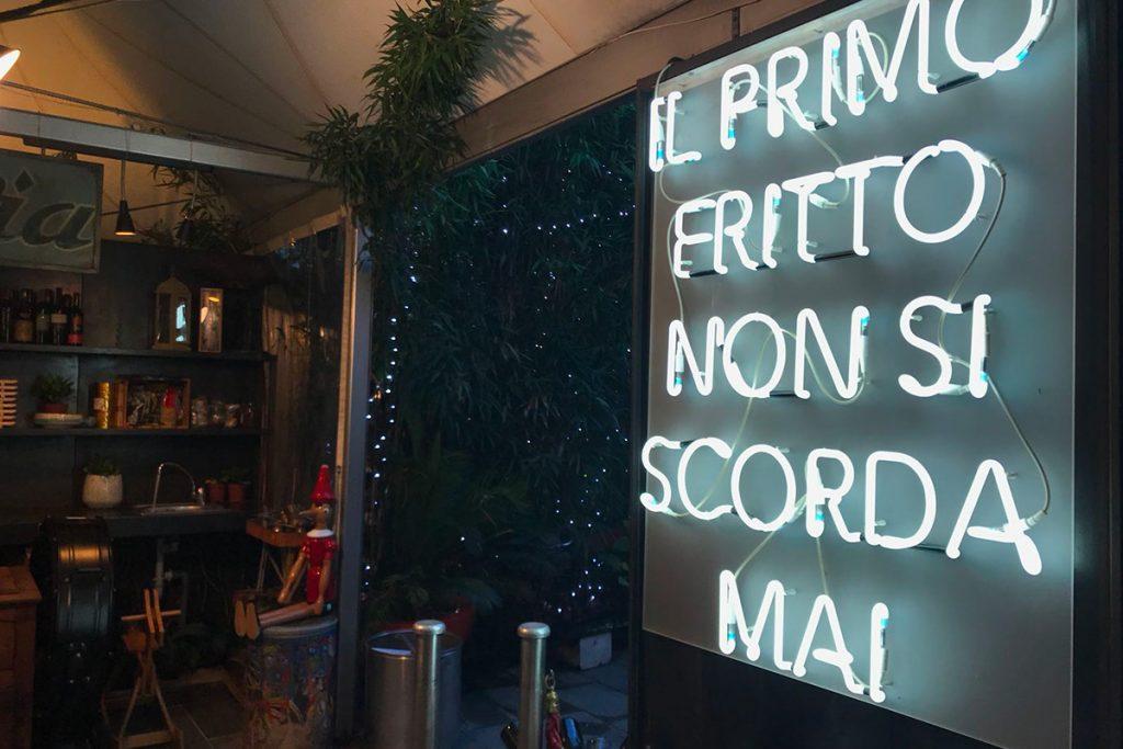 Pizzeria del Centro alla Monza Wine Experience