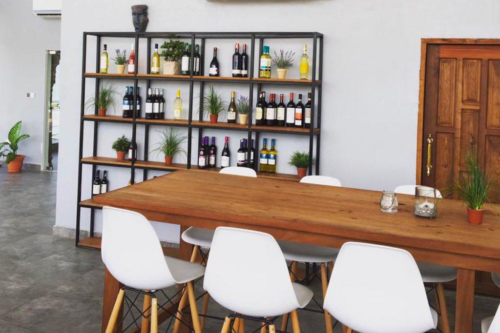 Mulino a Vino al Monza Wine Experience