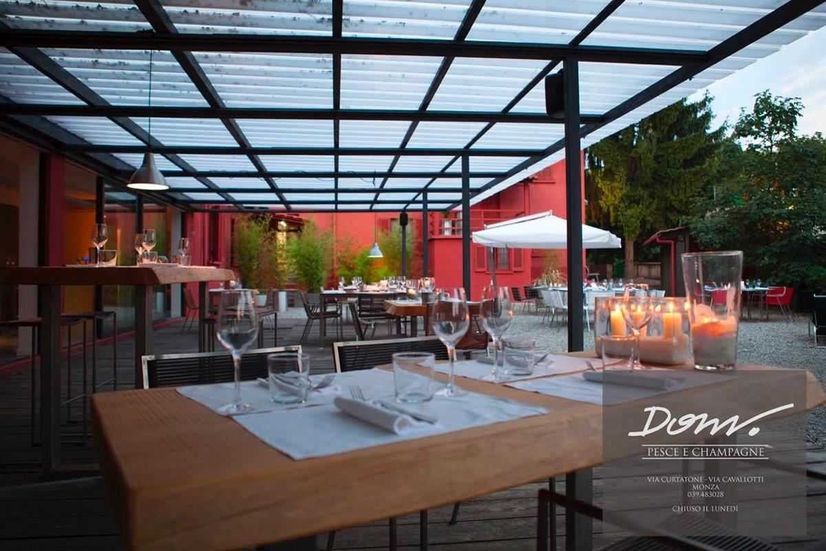 Risorante DOM al Monza Wine Experience